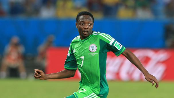 Ahmed Musa looks like he is on his way to join the Premier League champions