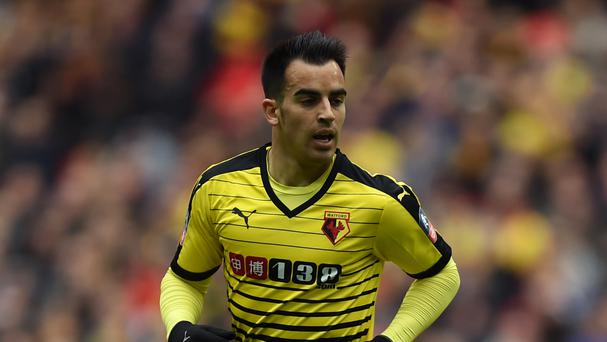 Jose Manuel Jurado has left Watford to return to his native Spain