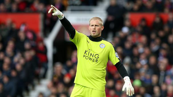 Kasper Schmeichel is interesting Everton
