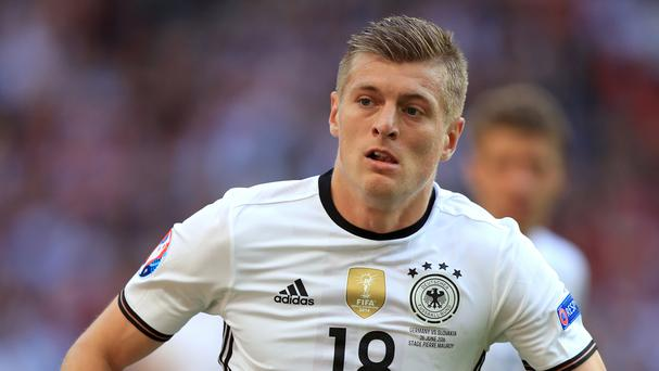 Toni Kroos' focus is on the Germany team as transfer speculation continues