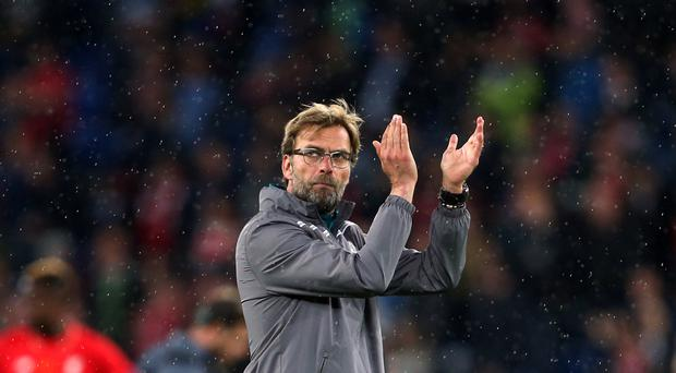 Jurgen Klopp could soon be offered a new contract at Liverpool