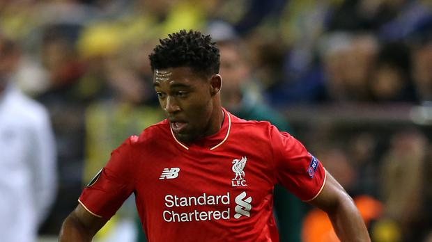 Liverpool's Jordon Ibe could be on his way to Bournemouth