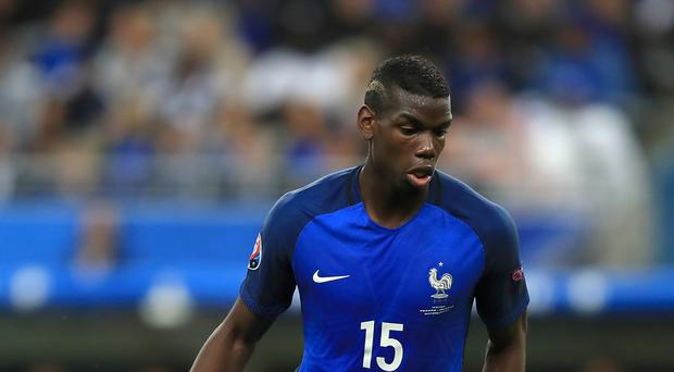 Paul Pogba could be set for a move to Manchester United
