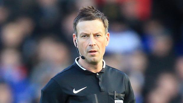 Mark Clattenburg will referee Portugal v France Euro 2016 final