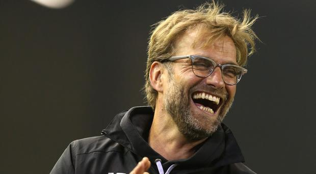 Liverpool manager Jurgen Klopp was surprised to be offered a new six-year contract.