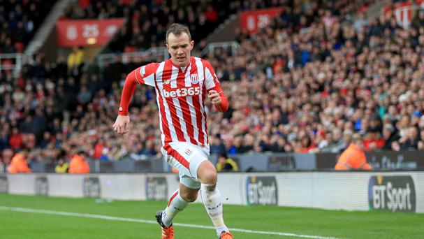 Glenn Whelan moved to Stoke in 2007