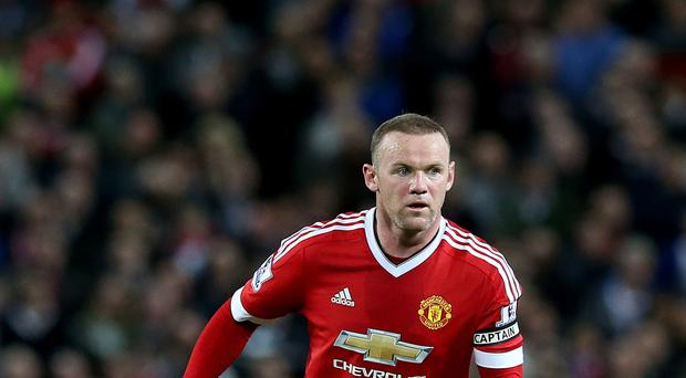Wayne Rooney has been with Manchester United since 2004.