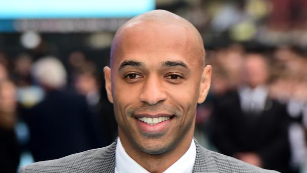 Thierry Henry has left Arsenal's coaching team