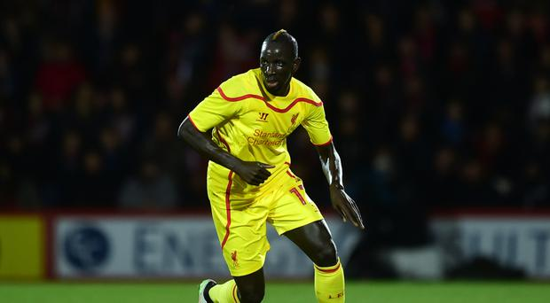Mamadou Sakho has not played since April