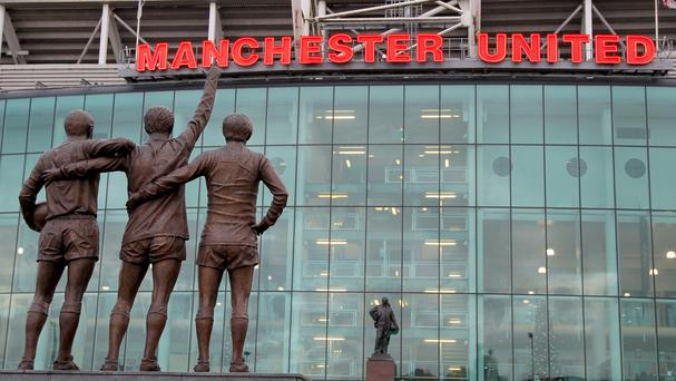 Manchester United are the fifth most valuable sports team