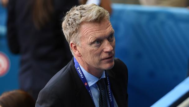 David Moyes could be returning to the Premier League