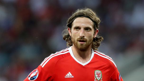 Joe Allen played a key role in Wales' run to the Euro 2016 semi-finals