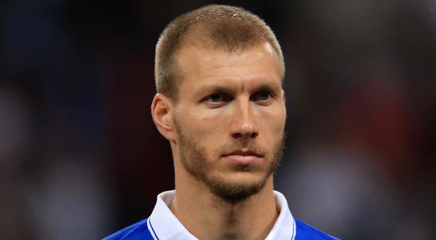 Ragnar Klavan has over 100 caps for Estonia