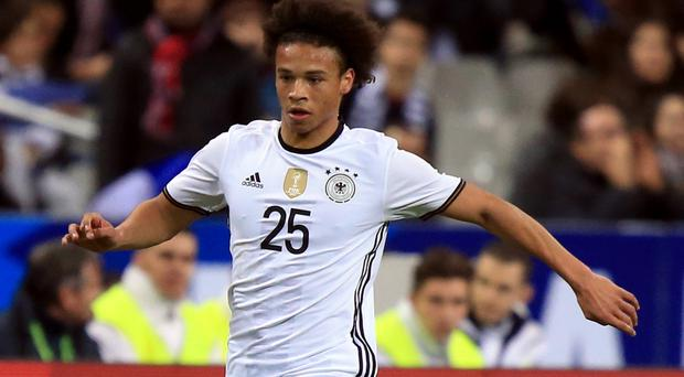 Schalke's Leroy Sane has been linked with Bayern Munich and Manchester City