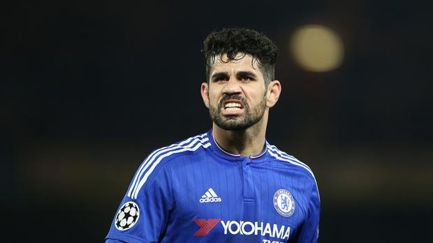 Chelsea striker Diego Costa has been linked with a move back to Atletico Madrid