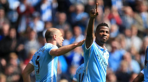 Kelechi Iheanacho is available for Manchester City's tour of China