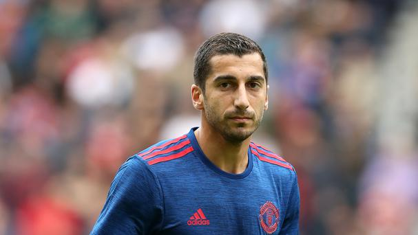 Henrikh Mkhitaryan hopes to win titles with Manchester United
