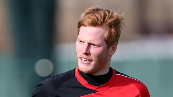 Liverpool goalkeeper Adam Bogdan will spend a season in the Championship.