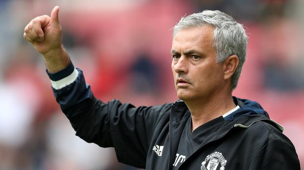 Manchester United manager Jose Mourinho is looking to bring in a central midfielder