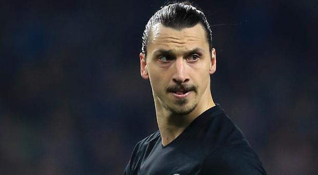 Zlatan Ibrahimovic is to wear the number nine for Manchester United this season.