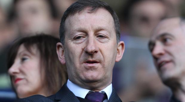 Huw Jenkins and his new colleagues on Swansea's board had to cancel Thursday's press conference