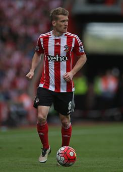 Back in the groove: Steven Davis