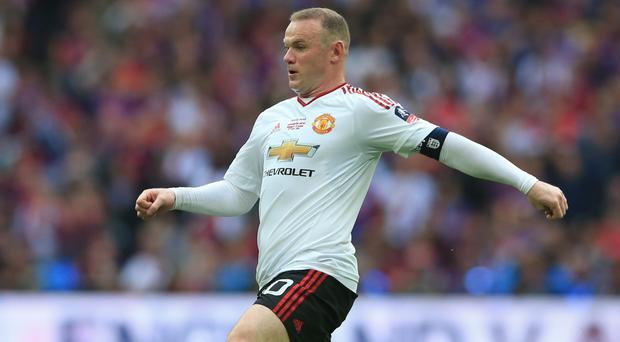 Wayne Rooney is still Manchester United's skipper