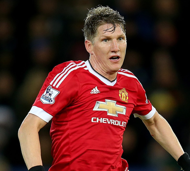 Bastian Schweinsteiger could be set to leave Manchester United