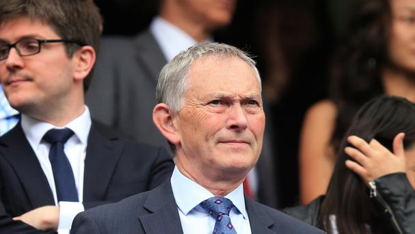 Richard Scudamore says the Premier League is