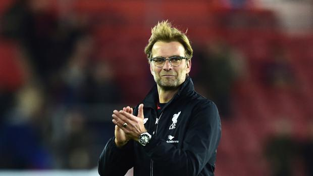 Jurgen Klopp is happy with the transfer set-up at Liverpool