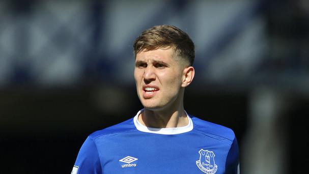 Manchester City manager Pep Guardiola has confirmed his interest in signing John Stones from Everton
