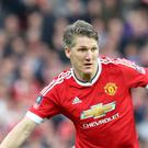 Bastian Schweinsteiger could be on his way out of Manchester United