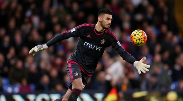Southampton goalkeeper Paulo Gazzaniga has made 23 appearances for the club.