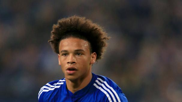 Schalke winger Leroy Sane is set to join Manchester City.