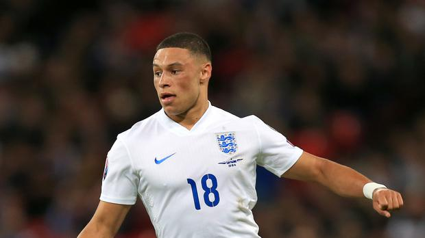 England and Arsenal forward Alex Oxlade-Chamberlain is back after injury