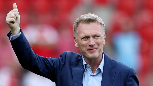 David Moyes has replaced Sam Allardyce in the Sunderland hotseat