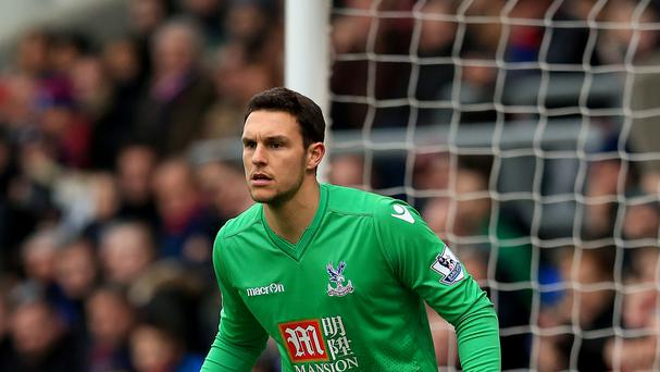 Crystal Palace goalkeeper Alex McCarthy has joined Southampton.