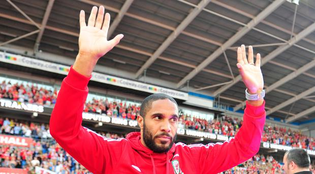 Wales' Ashley Williams could be about to swap Swansea for Everton