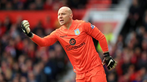 Goalkeeper Brad Guzan is set for his first Middlesbrough appearance.