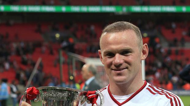 Manchester United striker Wayne Rooney's testimonial is to be streamed live