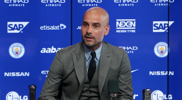 Pep Guardiola has made a second signing in 24 hours