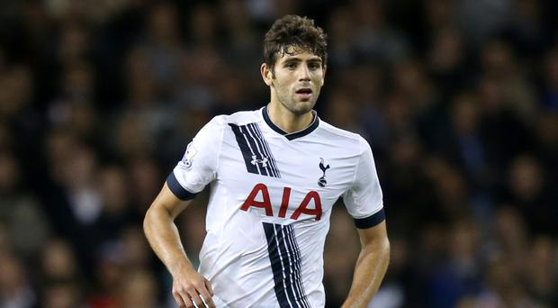 Tottenham's Federico Fazio has joined Roma on loan