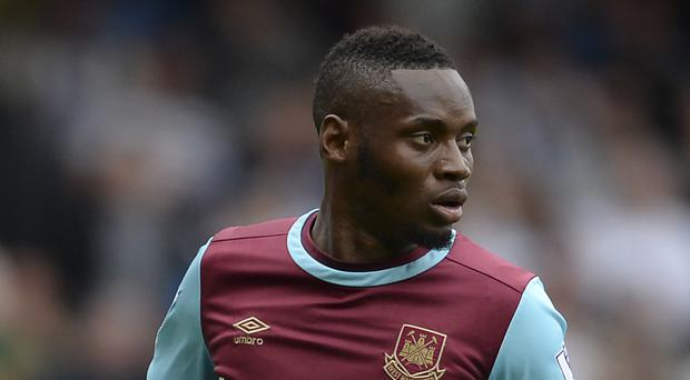 West Ham's Diafra Sakho will not be joining West Brom this summer.