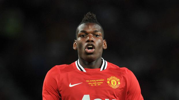Paul Pogba is returning to Manchester United after leaving for Juventus in 2012