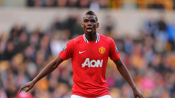 Paul Pogba is back at Manchester United, four years after leaving