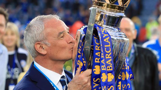 Claudio Ranieri has extended his stay at Leicester after a remarkable first season