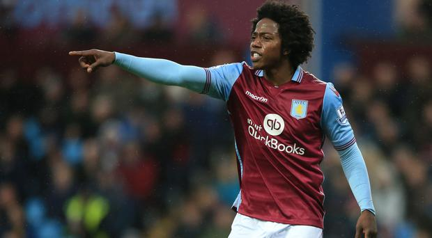 Carlos Sanchez made 55 appearances for Aston Villa
