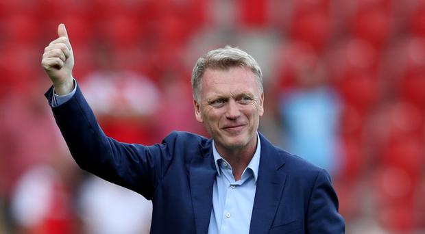 New Sunderland manager David Moyes has swooped for two Manchester United players