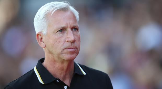 Crystal Palace manager Alan Pardew has vowed not to let any player departures weaken his squad