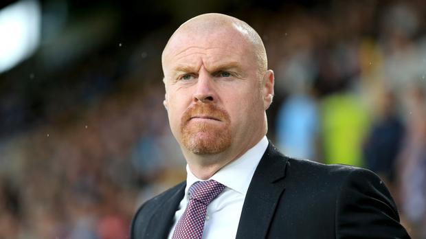 Sean Dyche expects Burnley will have to break their transfer record this summer